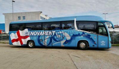 Genovarent i6s Azzurro est.13