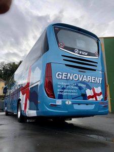 Genovarent i6s Azzurro est.8